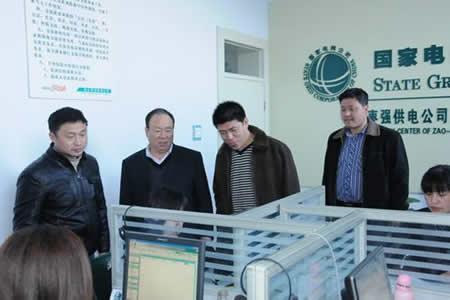 枣强电力局视频监控及远程监控工程